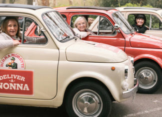 Deliver a Nonna Service for Italian Food